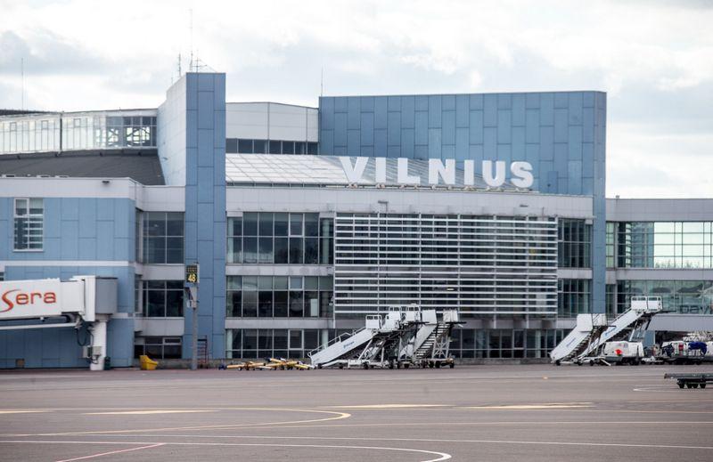 Tarp numatytų pertvarkyti valstybės įmonių yra ir nacionaliniai oro uostai. Juditos Grigelytės (VŽ) nuotr.