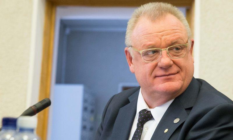 Algirdas Stončaitis, Vyriausybės kancleris.