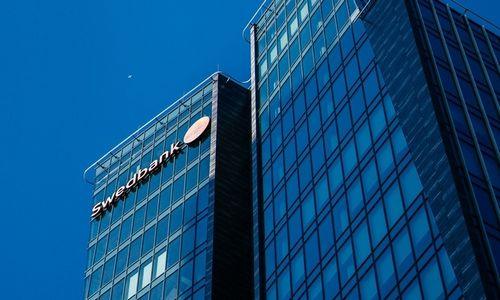 """""""Swedbank"""" įsikraustė įnaują biurąVilniuje"""