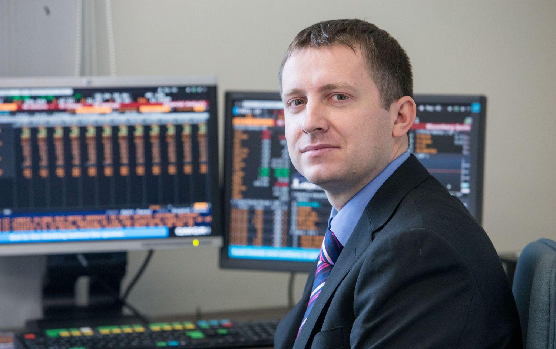 Atšokimas Europos rinkose į Baltijos užutėkį neatplaukė