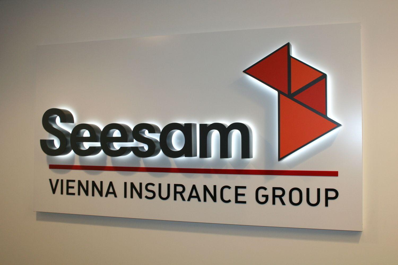 """Draudimo bendrovė """"Seesam"""" atnaujino prekės ženklą"""