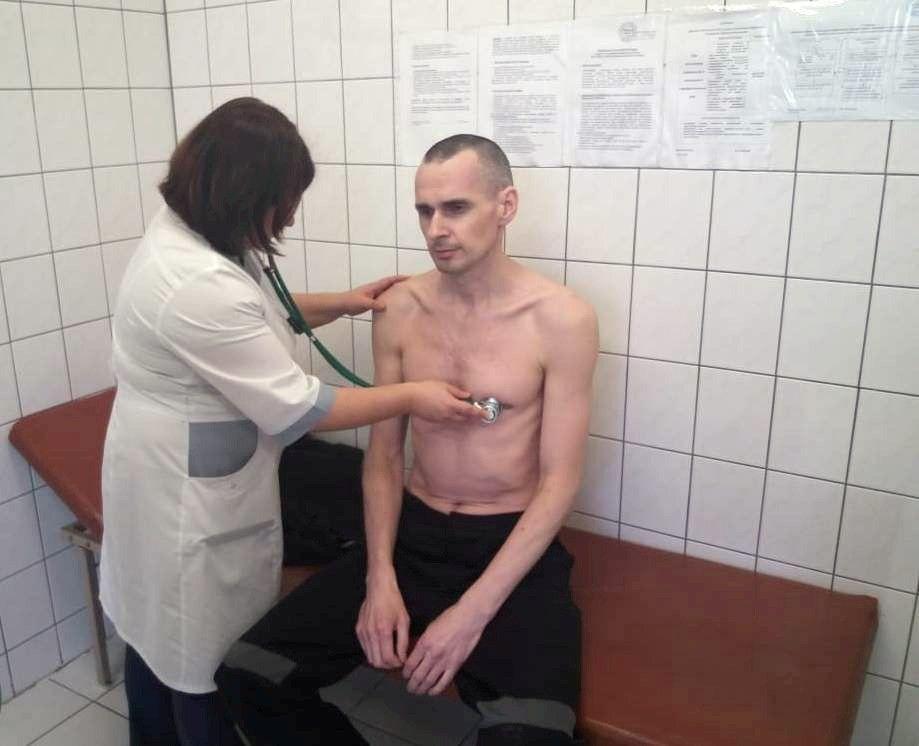 Sacharovo premija – Rusijoje kalinamam Ukrainos režisieriui