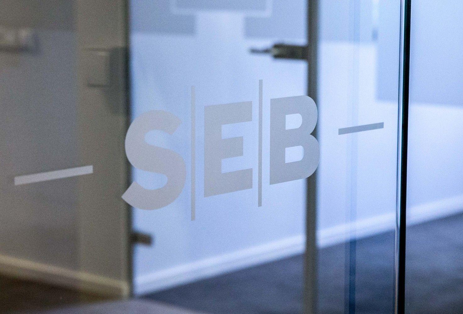 SEB Lietuvoje uždirbo 27% daugiau grynojo pelno