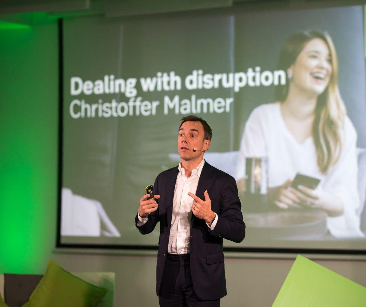 Nauja strateginė iniciatyva: sujungti korporacijų ir startuolių vertybes