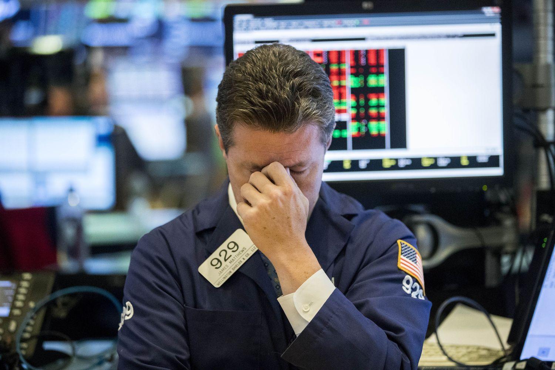 Rinkos toliau važinėjasi karusele – Europa žemyn, JAV laukiama kritimo