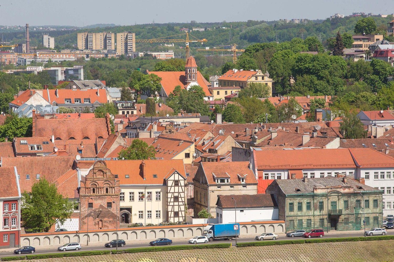 Kauno brangių butų rinka vejasi Vilnių: kainos artėja prie 3.000 Eur už kv. m