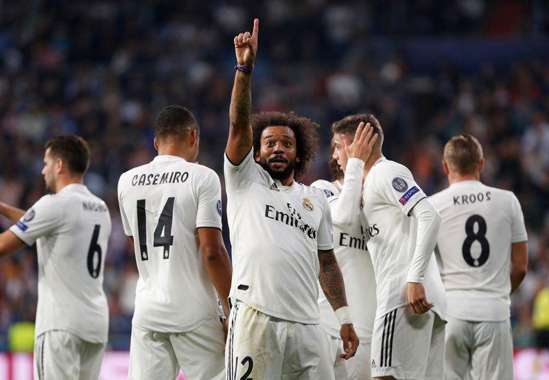 """Daugiausiai išmokų iš UEFA už prajusį sezoną susižėrė Madrido """"Real"""" klubas. """"Reuters"""" / """"Scanpix"""" nuotr."""