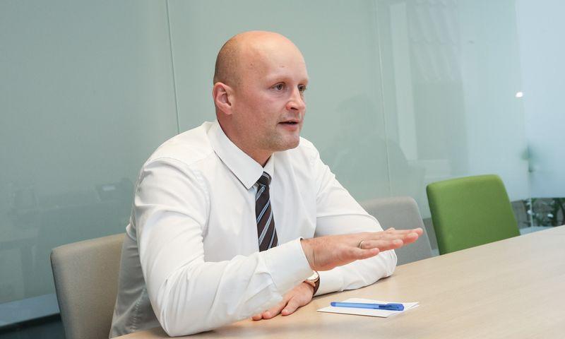Mindaugas Keizeris, ESO Valdybos pirmininkas, generalinis . Vladimiro Ivanovo (VŽ) nuotr.