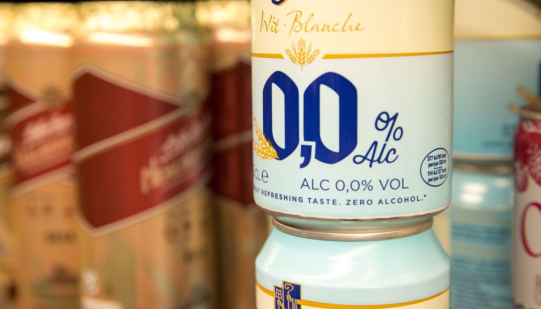 Vartojimo pokyčiai: dažniau renkasi nealkoholinius gėrimus