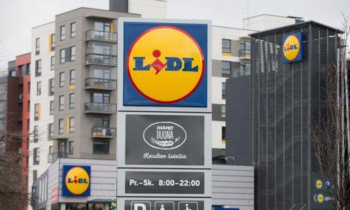 """""""Lidl"""" išsiplėtė iki 41 parduotuvės"""