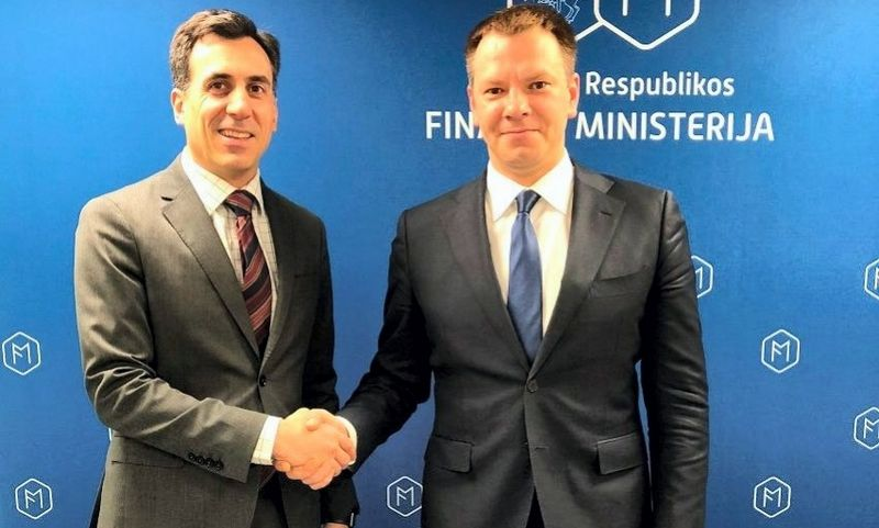 Finansų ministerijos nuotr.