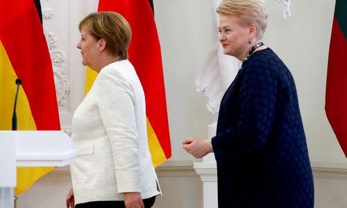 R. Vilpišauskas: po A. Merkel pasitraukimo – iššūkis Lietuvos diplomatijai