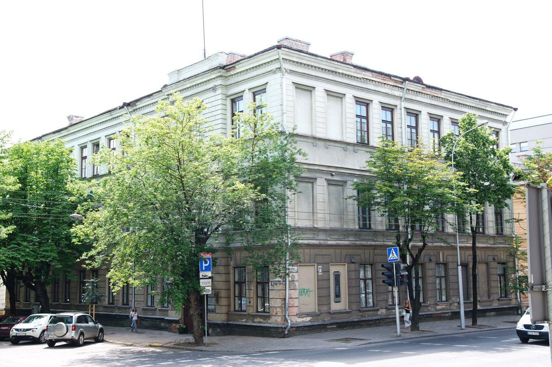 KTU turto aukcionas: 5 pastatus pardavė už 6,17 mln. Eur