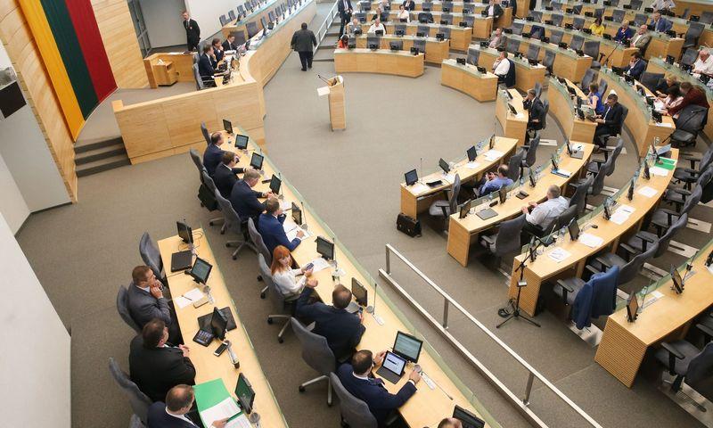 Vyriausybės posėdis. Vladimiro Ivanovo (VŽ) nuotr.