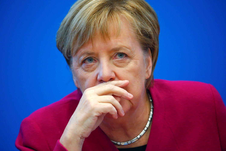 Merkel: tai paskutinė mano kaip kanclerės kadencija