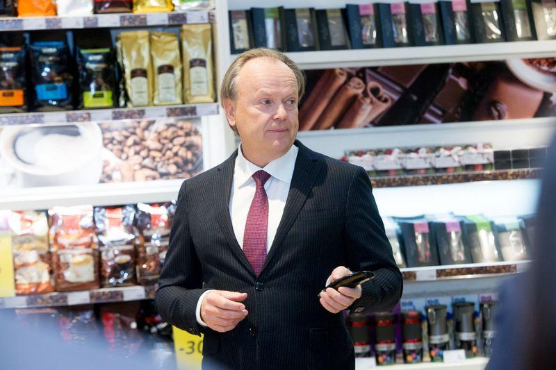 """Aurelijus Rusteika, UAB """"Topo grupė"""" valdybos pirmininkas, neabejoja, jog dalinimosi ekonomika bus svarbi ateities prekybos dalis.Juditos Grigelytės (VŽ) nuotr."""