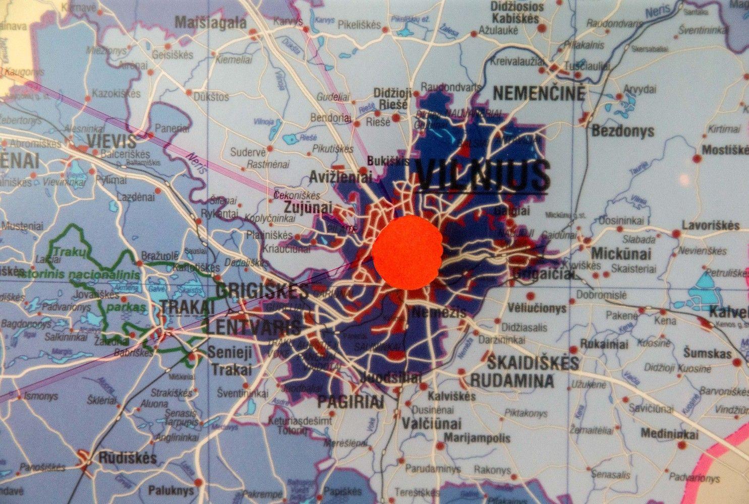 Vilniaus ir Utenos regionų apžvalga: investicijos, sklypų poreikis, duomenys