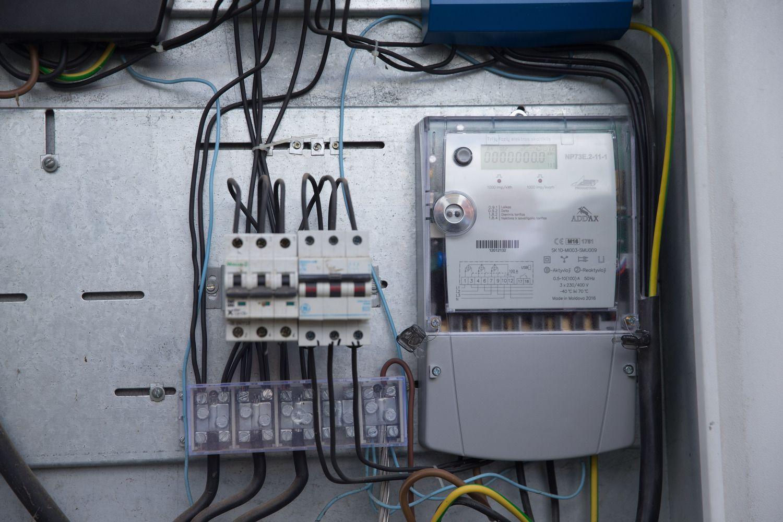Brangesnė elektra ESO pelną nurėžė 80%