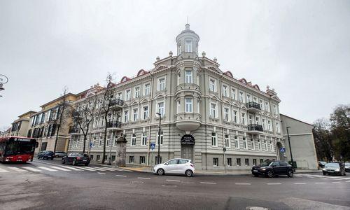 Vilniaus senamiestyje – naujas viešbutis, svečius priima nuo gruodžio