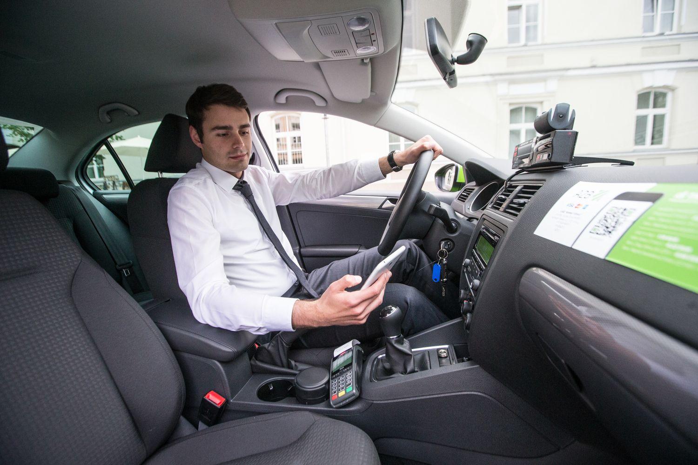 Vilniaus taksi įmonė vietoje ICOsvarsto apieIPO