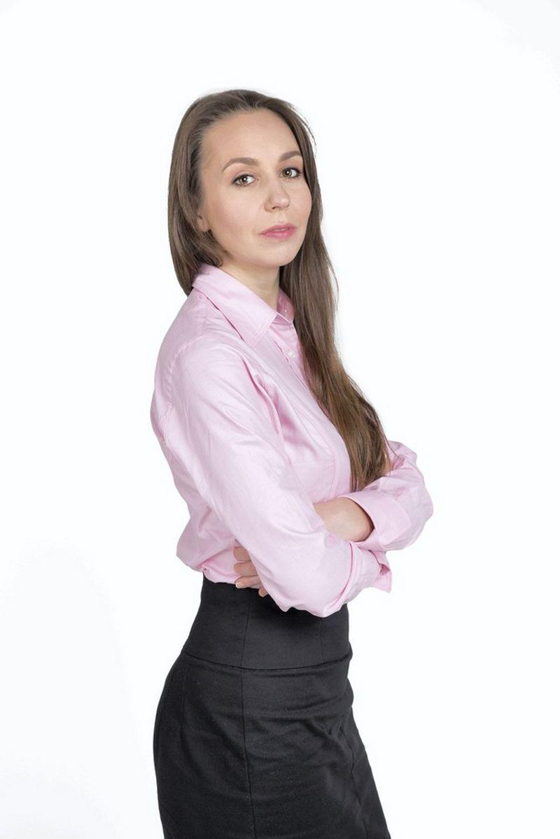 """Grant Thornton Baltic"" mokesčių konsultantė Tatjana Erdman."