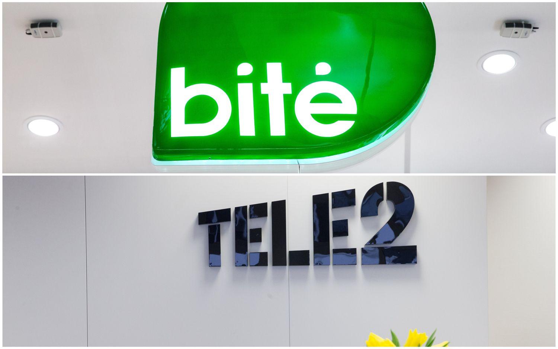 """""""Bitė Lietuva"""" ir """"Tele2"""" – apie pardavimų ir rinkodaros strategijasprie vieno stalo"""