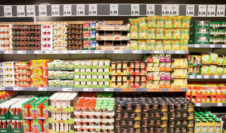 """Privati etiketė: rinkos dalis auga, """"Lidl"""" keičia standartus"""