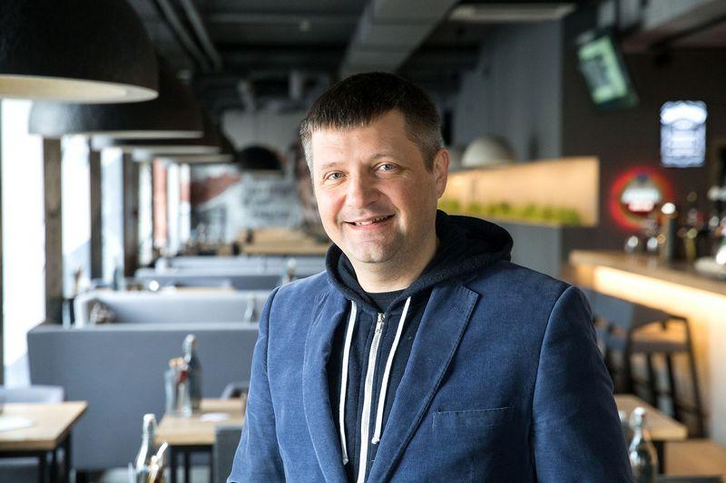 """Aidas Pilka, """"Juta jazz kavos"""" direktorius: """"Susidaro įspūdis, kad šį konkursą paskelbė tik tam, kad jį imituotų."""" Vladimiro Ivanovo (VŽ) nuotr."""