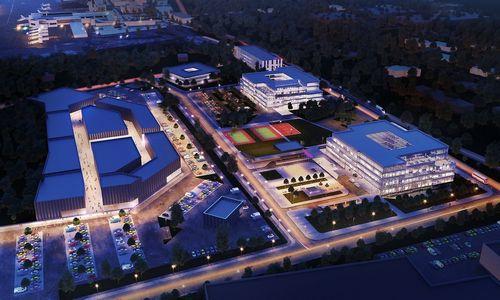"""Prie IKEA ir """"Nordikos"""" planuojamas naujas prekybos centras"""