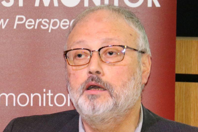 Saudo Arabijos žurnalistas Jamalas Khashoggi