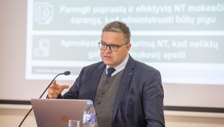 V. Vasiliauskas: LB prieš krizę nebuvo iki galo atsargus