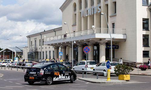 Masiulis: senąjį Vilniaus oro uosto terminalą norima griauti