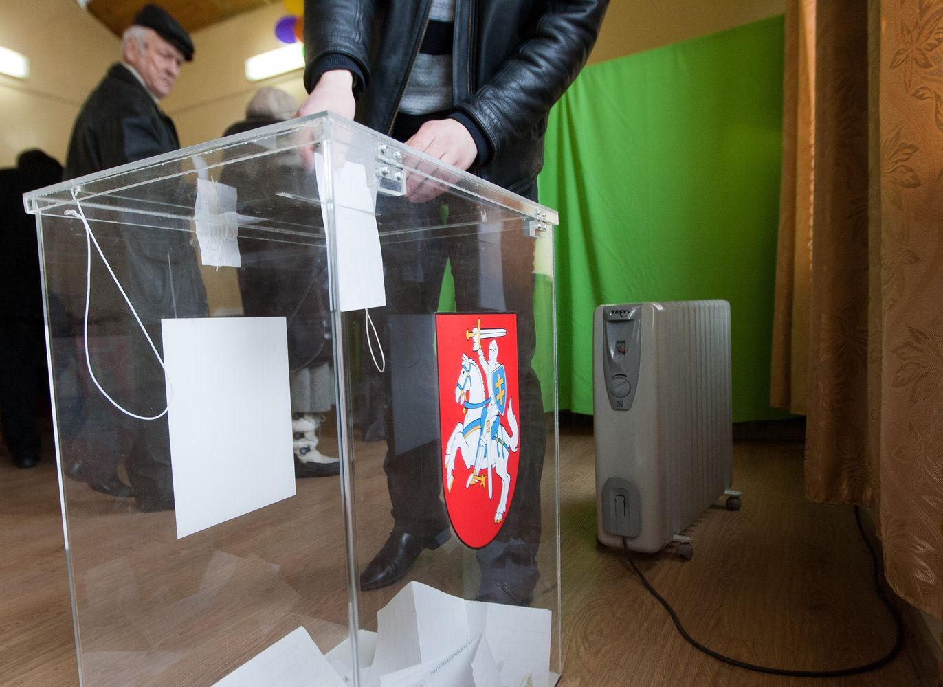 Kuriam laikui nustoja galioti sprendimas dėl referendumo paskelbimo