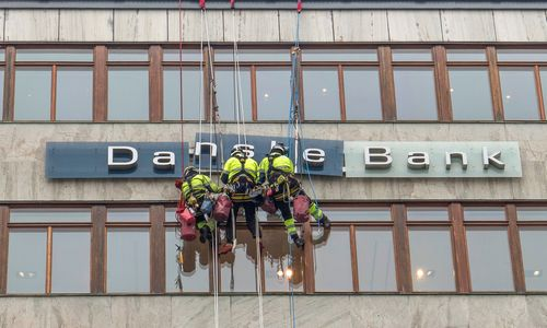 """Danske Bank"" pelnas sumažėjo 35%"
