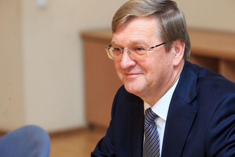 Stasys Dailydka. Vladimiro Ivanovo (VŽ) nuotr.