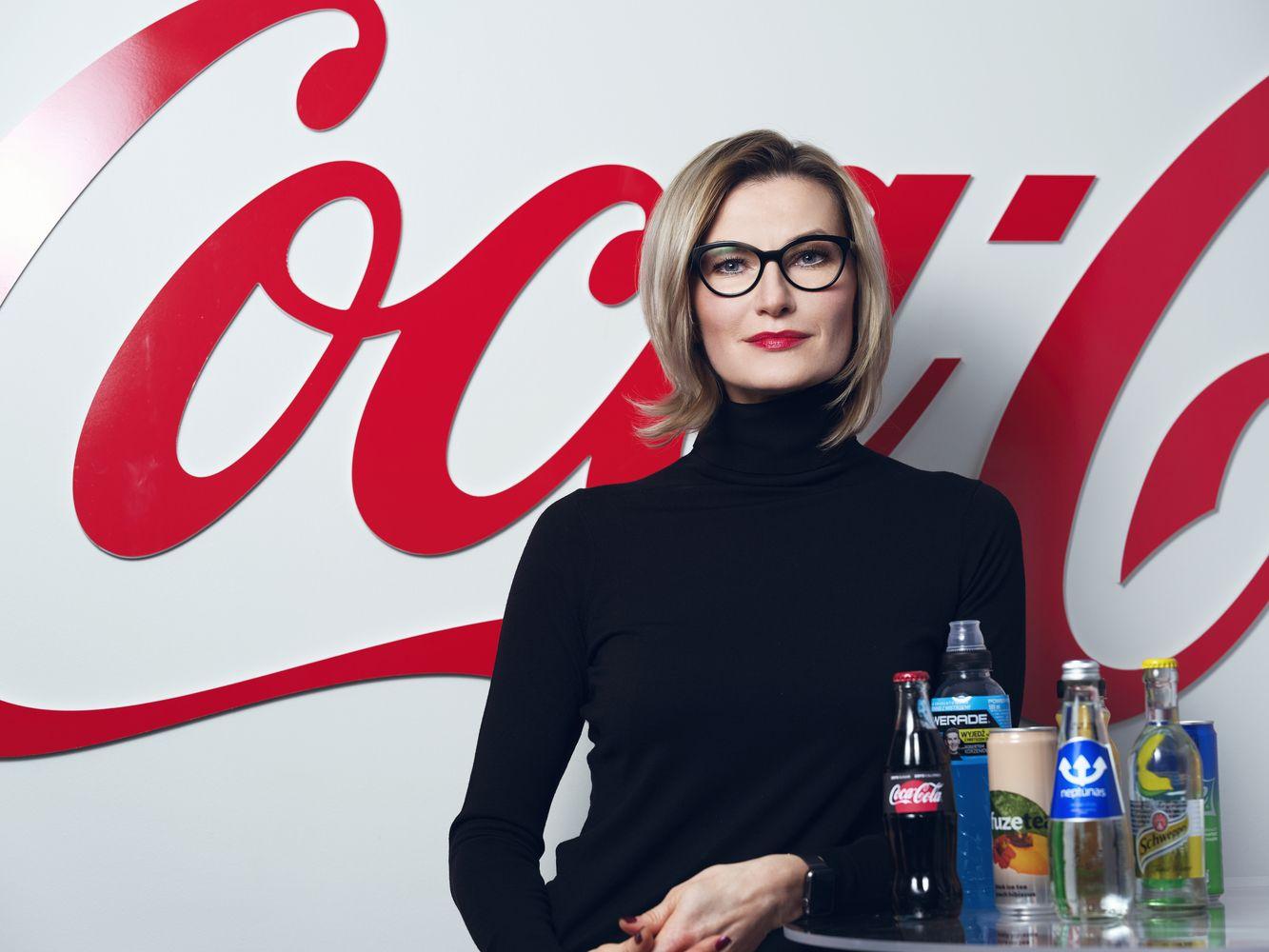 """I. Matulaitienė iš """"The Coca-Cola Company""""– apie lyderystę džiazo ritmu"""