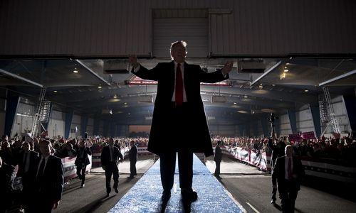 Sprogstami vidurio kadencijos rinkimai Amerikoje