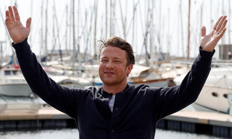 """Jamie Oliveris. (""""Reuters"""" / """"Scanpix"""") nuotr."""