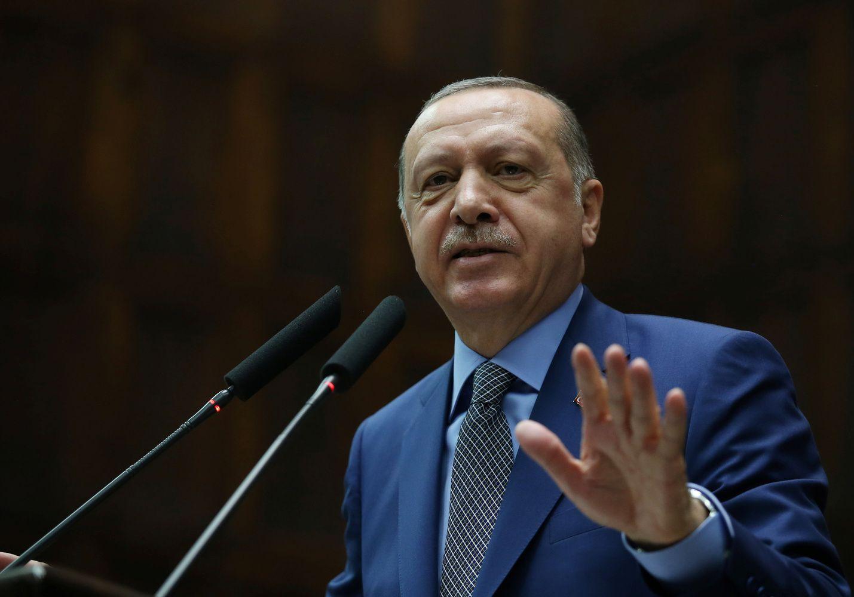 Erdoganas žurnalisto nužudymu apkaltino Saudo Arabijos vyriausybę, bet ne princą