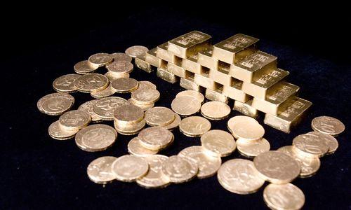 Centriniai bankai paspartino aukso rezervų pildymą