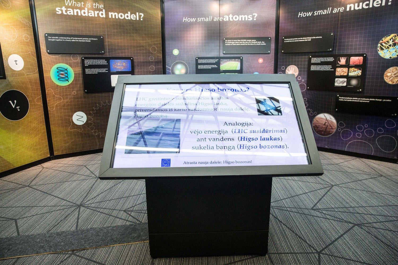 Tariamasi dėl CERN verslo vystymo centro steigimo Lietuvoje