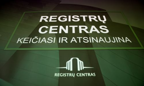 Registrų centras planuoja 40 atrankų į vadovų pozicijas