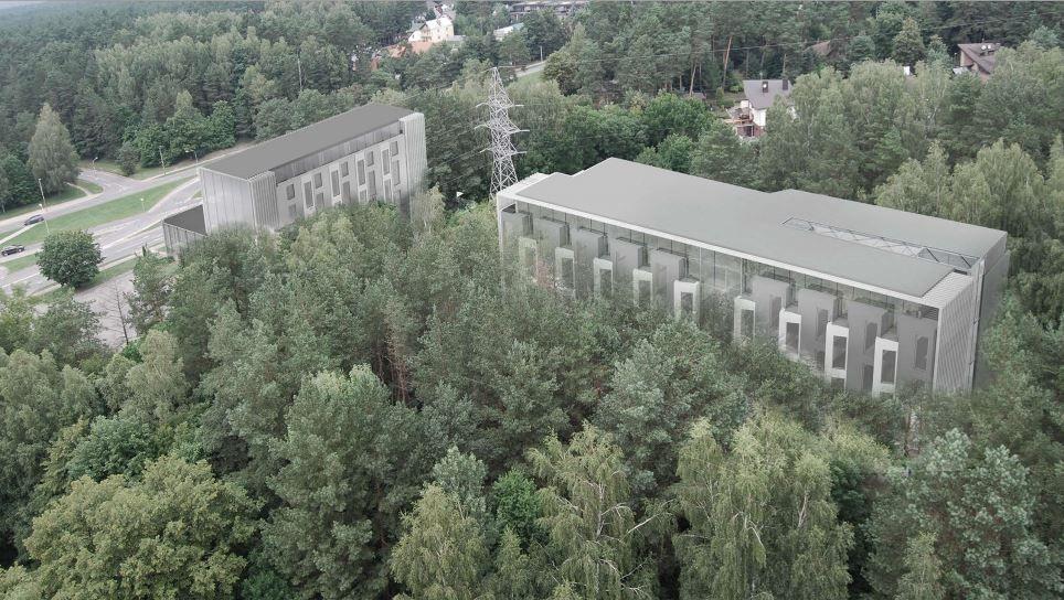 Vilniaus Saulėtekyje planuoja studentų apgyvendinimo projektą už 15 mln. Eur