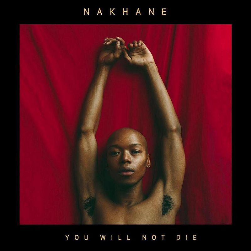 Debiutinio Pietų Afrikos Respublikos dainininko Nakhane albumo, sujudinusio muzikos pasaulį, viršelis.