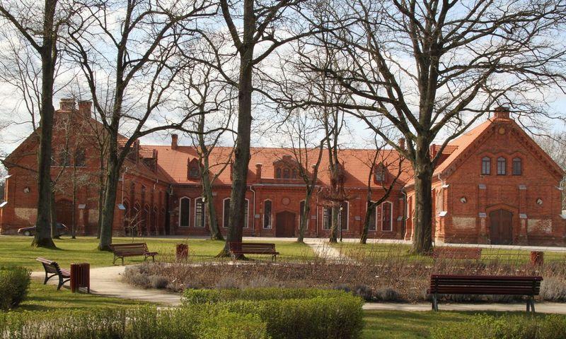 Raudondvario dvaro Menų inkubatoriaus apdovanotas tarptautiniu prizu.Kauno raj. savivaldybės nuotr.