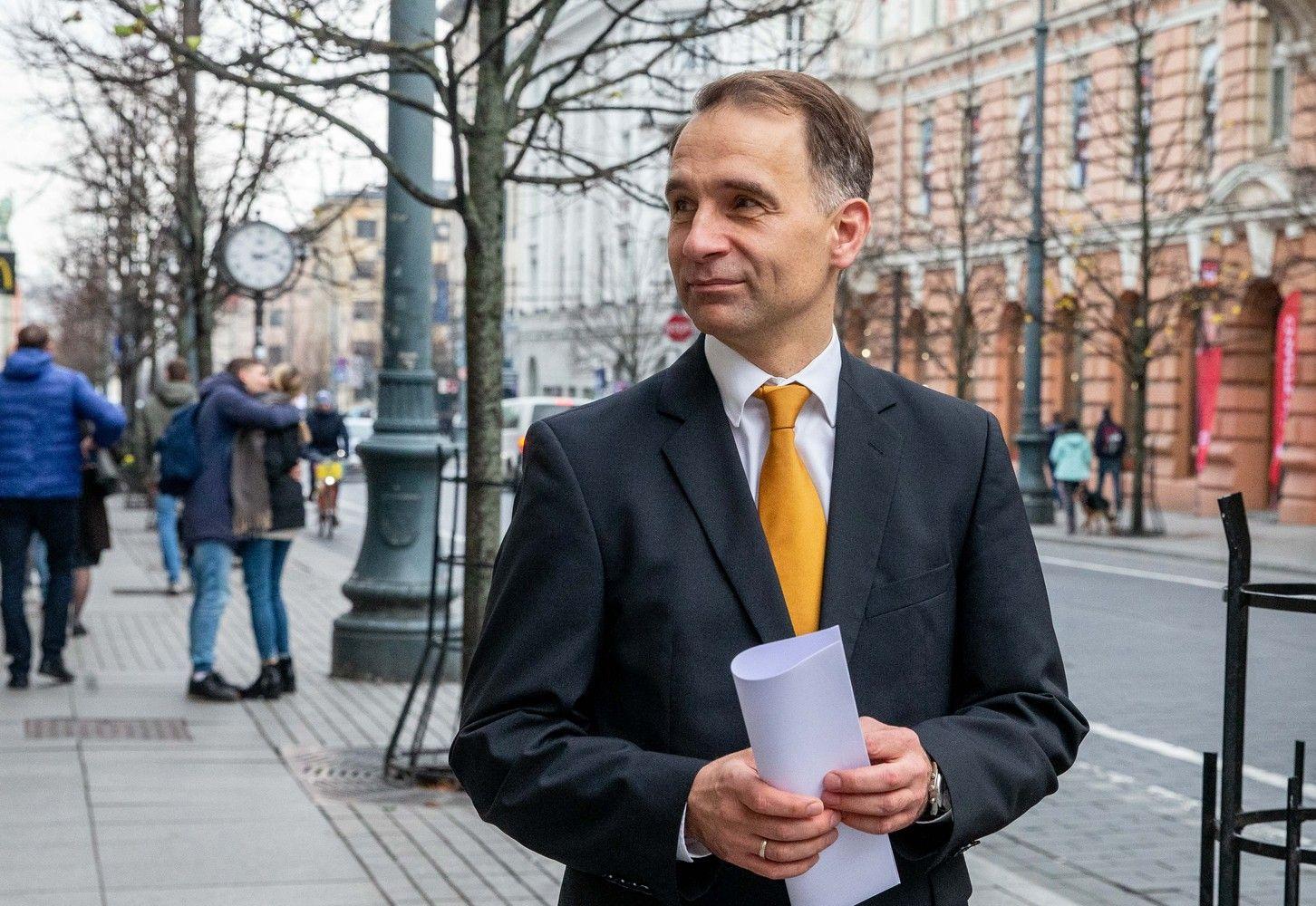 """R. Masiulis: """"RB Rail"""" valdžios uzurpavimas kėlė įtarimų visoms Baltijos šalims"""