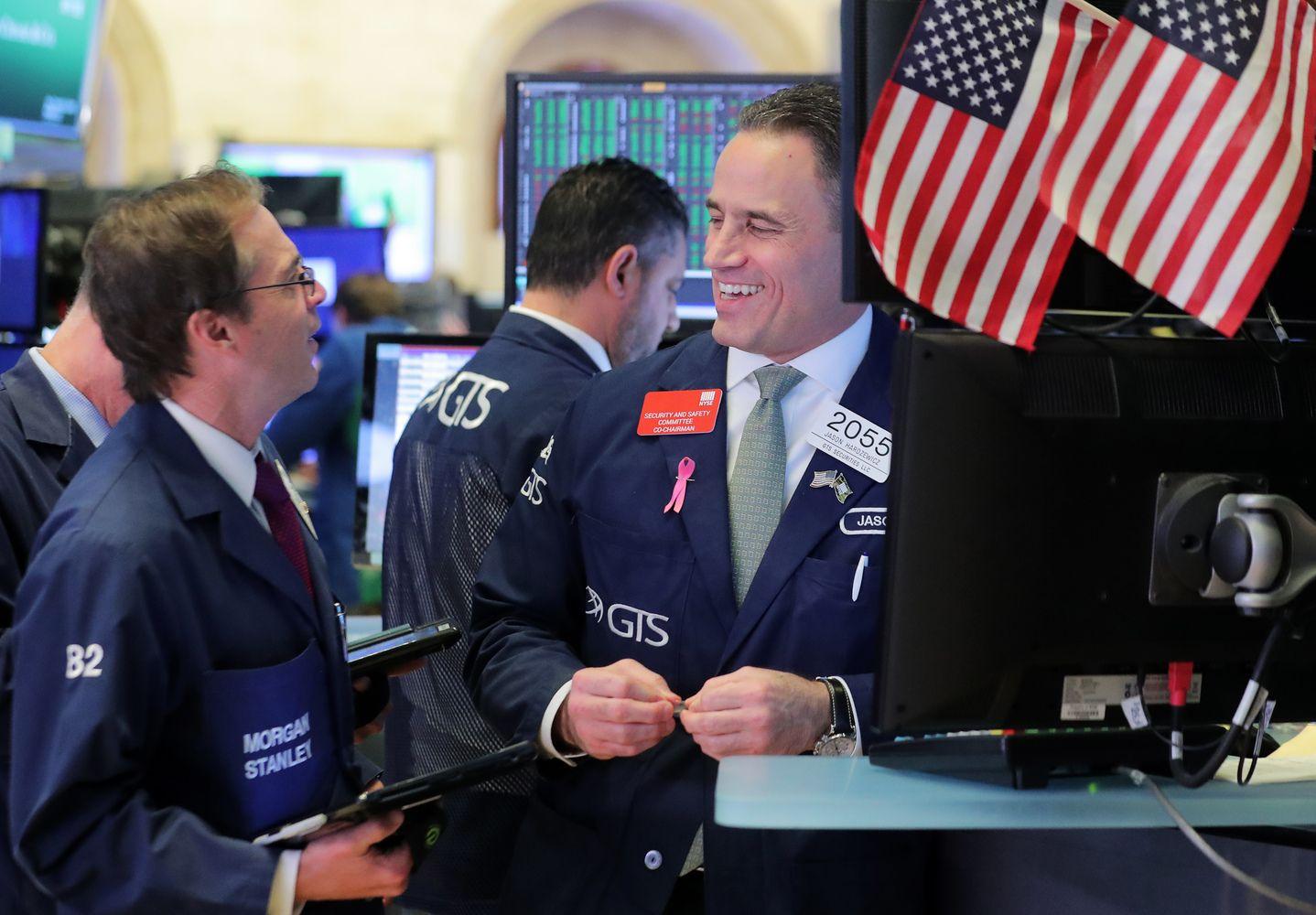 Po išsipardavimų spalio – pora paguodų buliams iš akcijų rinkų istorijos