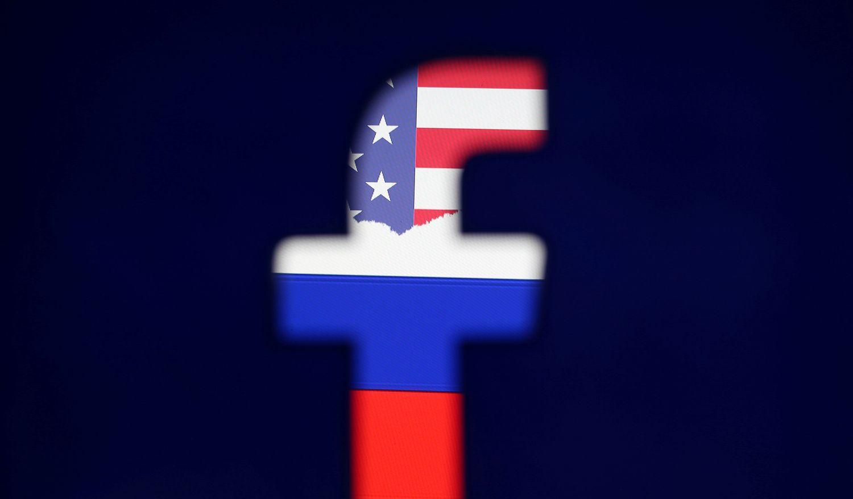"""""""Facebook"""": Rusijos troliai siekė paveikti JAV kadencijos vidurio rinkimus"""