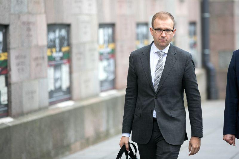 Vytautas Gapšys. Žygimanto Gedvilos (15min.lt) nuotr.