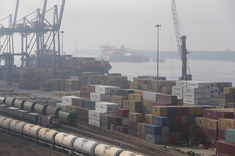 Mačiulis: eksporto augimas 2020 m. sulėtės nuo buvusių 14% iki 3%